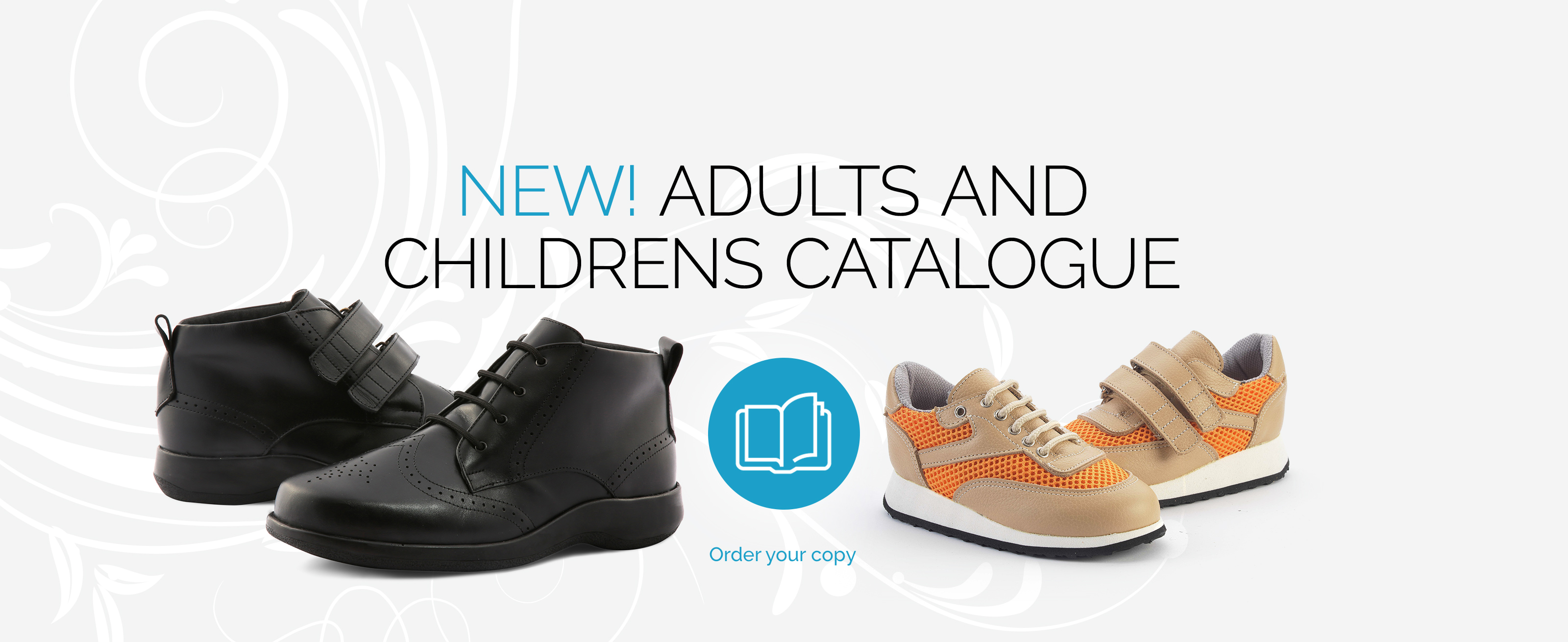 New Adults & Childrens catalogues out now!
