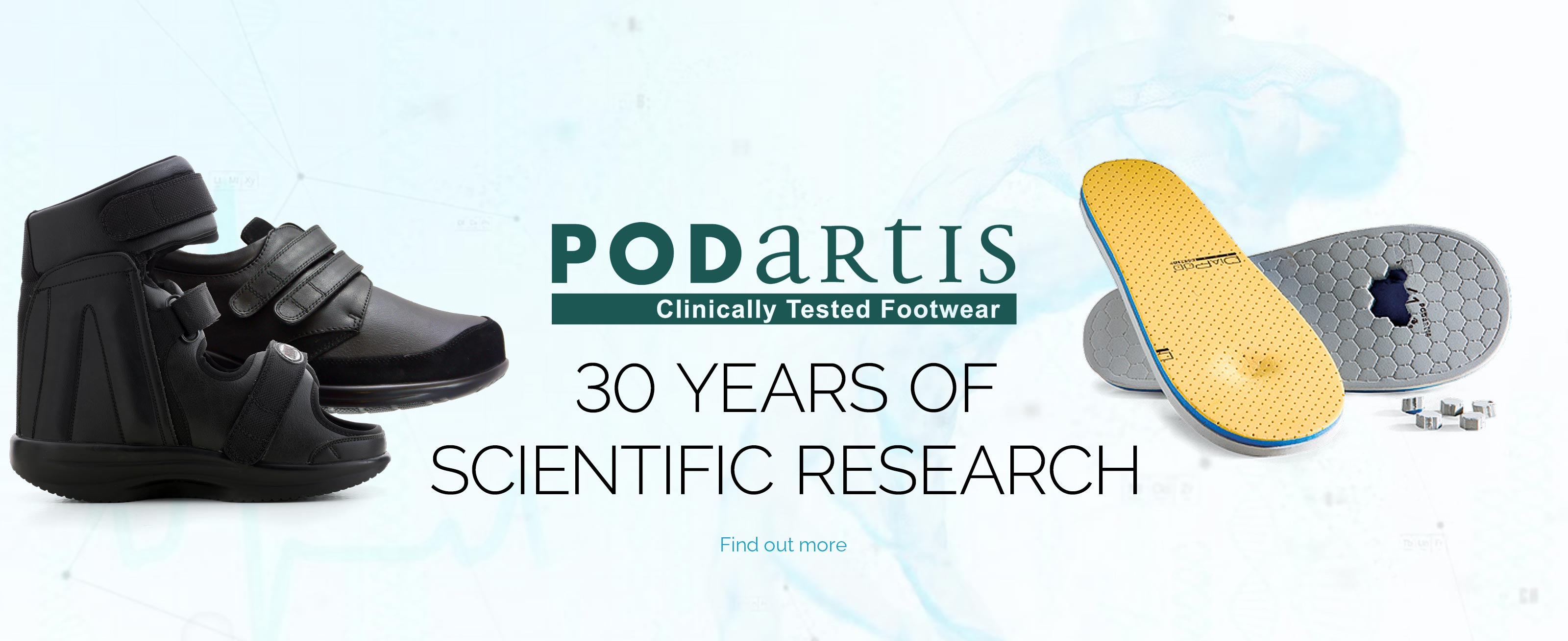 PODartis 30 Years of Scientific research