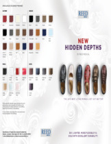 New Hidden depths Brochure